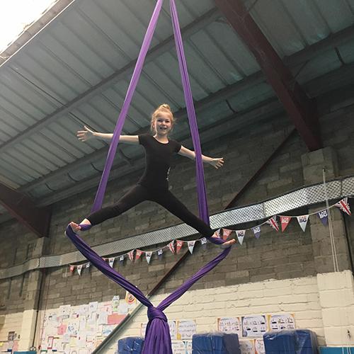 Circus Stars – Childrens Classes