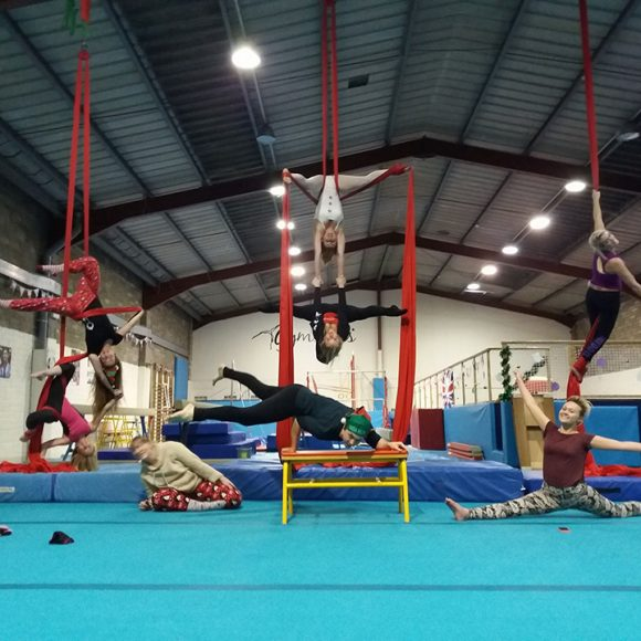 Aerial classes in Bournemouth, Ferndown and Poole