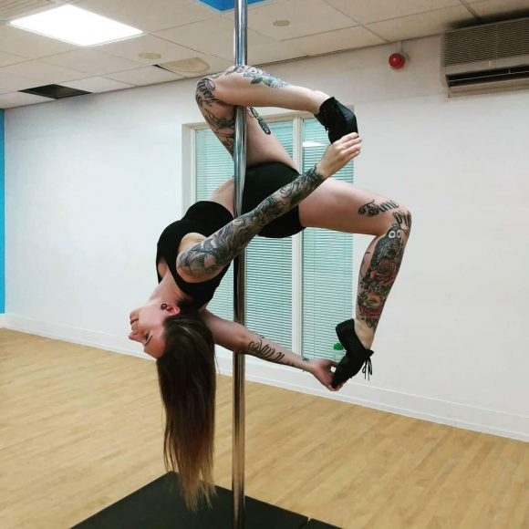 Adult Pole Classes