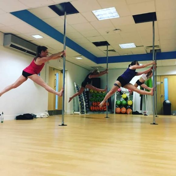 Adult Pole Classes